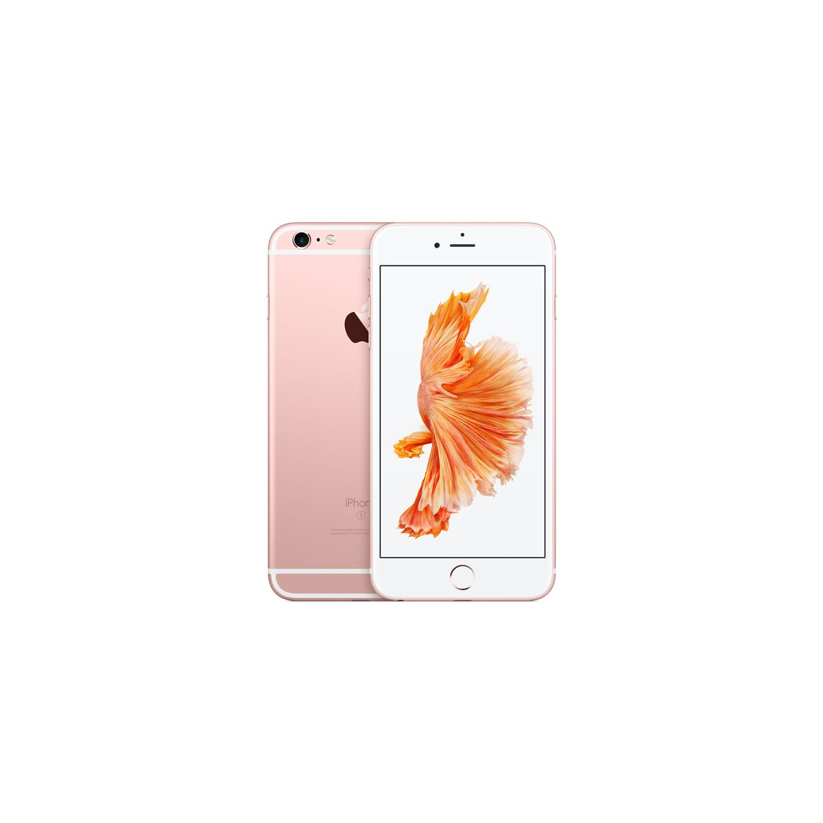 Smartphone APPLE iPhone 6s Plus Or Rose 64 Go (MKU92ZD/A)