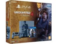 Console SONY Pack PS4 1 To Collector + Uncharted 4