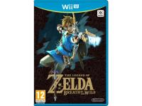 Jeu NINTENDO Wii U The Legend Of Zelda - Breath Of The Wild