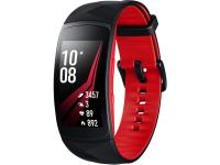 Montre SAMSUNG Gear Fit 2 Pro Noir/Rouge