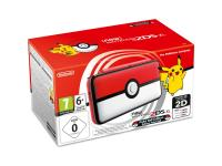 Console NINTENDO New 2DS XL Pokéball Edi
