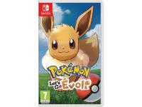 Jeu Switch NINTENDO Pokemon Let's Go Evoli