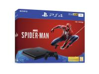 Console PS4 SONY PS4 1To Marvel's Spider-Man