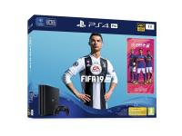 Console PS4 SONY PS4 Pro 1To FIFA 19