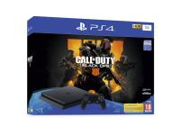 Console PS4 SONY PS4 1To Call Of Duty Black Ops 4